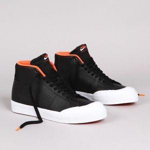 Nike SB BLAZER ZOOM MID Men's Skateboarding Shoes